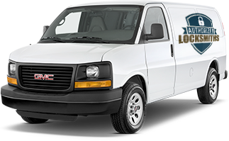 Authorized Locksmiths Service Van