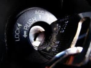 car key stuck in the locks