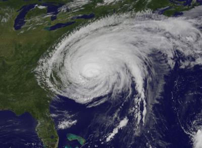 tornado or hurricane warnings